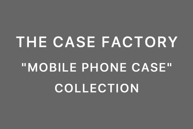 "THE CASE FACTORY | ""MOBILE PHONE CASE"" COLLECTION – UNITED ARROWS"