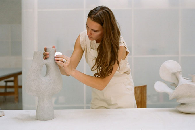 Simone Bodmer-Turner : Clay Studio Buildout